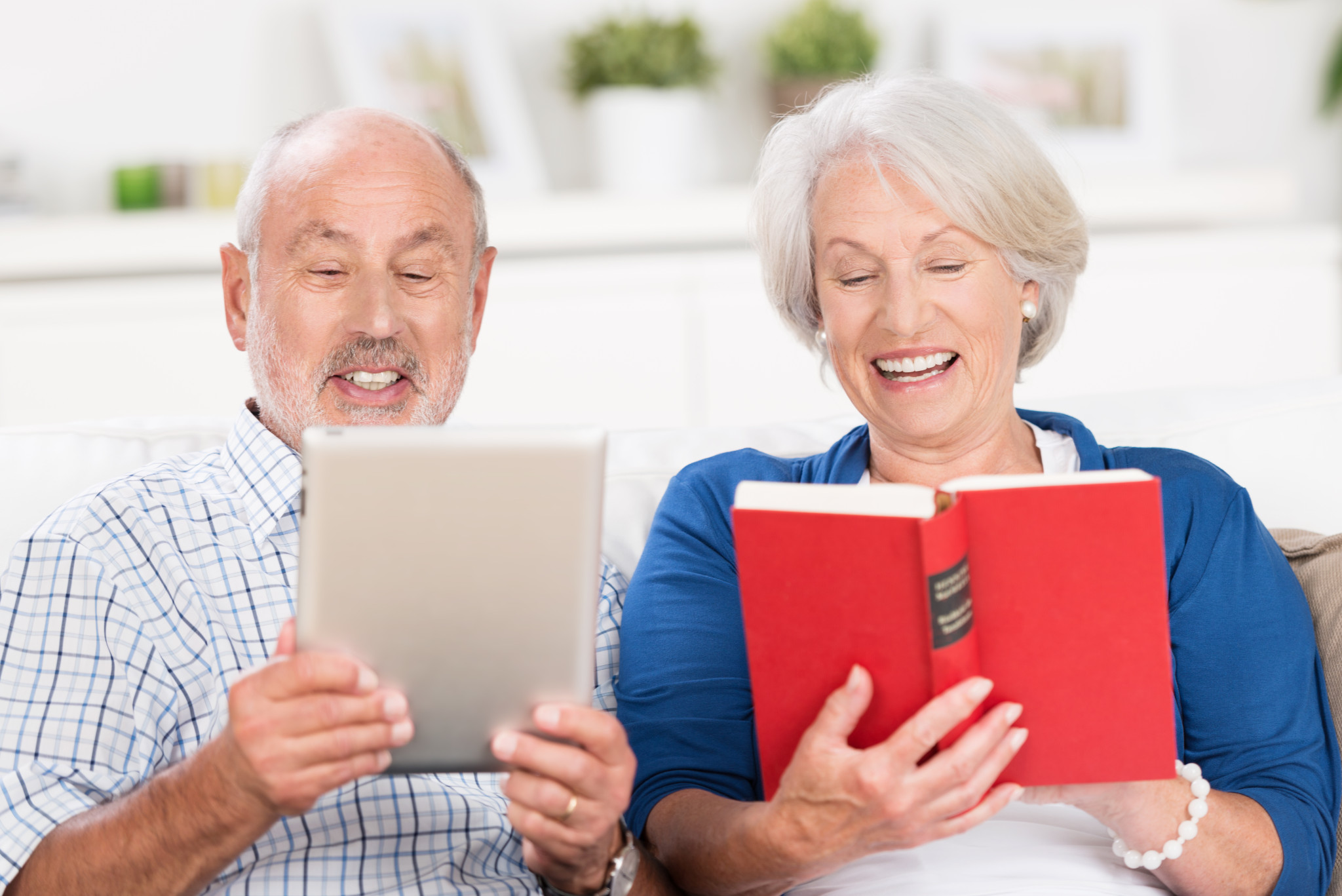 Geriatric Technophobia: Four Reasons Why Seniors Shouldn't Be Afraid