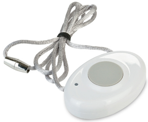 Bay Alarm Medical - Fall Detection pendant - wear around neck