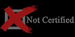 Not Yet Certified