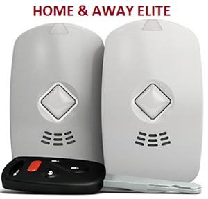 Medical Care Alert - Home & Away Elite System with Fall Detection