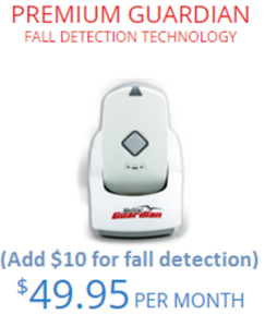 Medical Guardian - Premium Guardian Fall Detection Medical Alert System cost