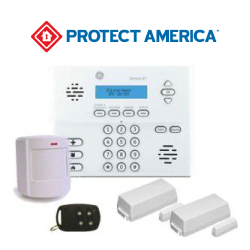 Protect America Review - Home Security Systems