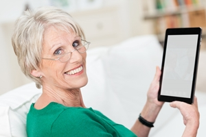 Using Technology to Stay Connected to Seniors