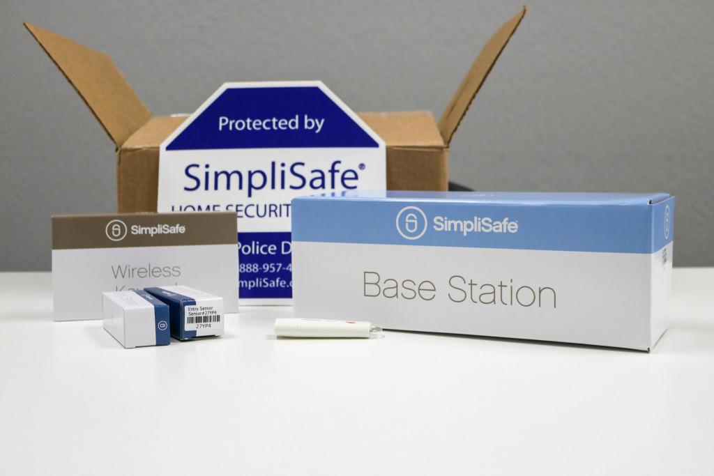 simplisafe starter package