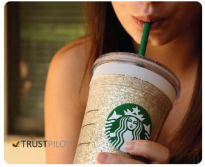 Starbucks Trustpilot