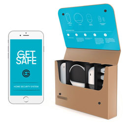 GetSafe Review - Home Security System