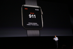 Apple Watch is a SOS alert button and medical id bracelet
