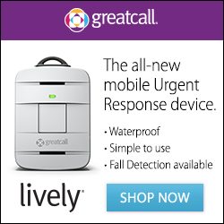 GreatCall Lively Review – Mobile Urgent Response Device