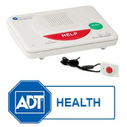 ADT in-home medical alert system