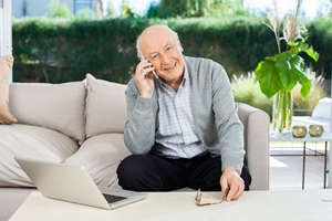 Using Technology to Stay in Touch with Senior Friends and Family
