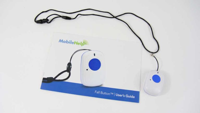 MobileHelp Fall Detection Necklace