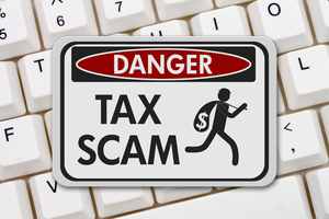Tax Scams to Be on the Lookout for in 2018
