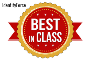IdentityForce Awarded 2017 Best-In-Class Identity Protection Service Provider
