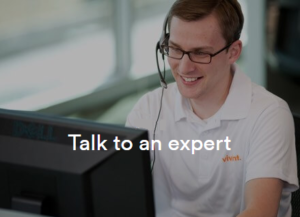 Vivint customer care specialist