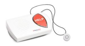 MedicalAlert's At-Home System