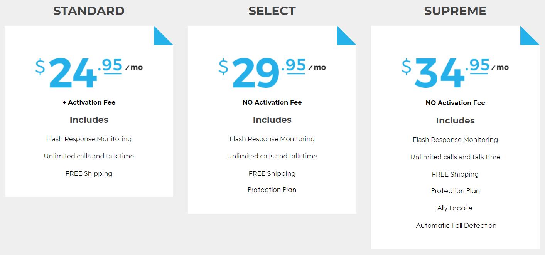 HelpButton pricing plans