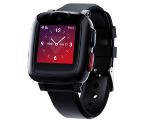 freedom guardian smartwatch black color