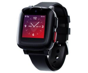 freedom guardian smartwatch black color