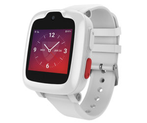freedom guardian smartwatch white color