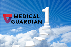 Medical Guardian, ranked #1